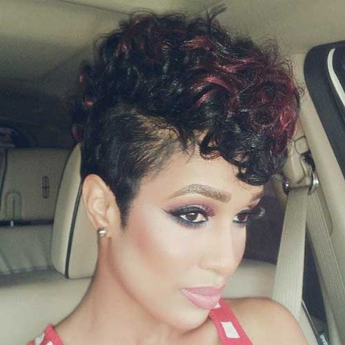 Nice Hairstyles for Black Ladies-13