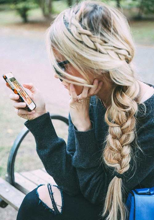 Latest Braided Hairstyles-14