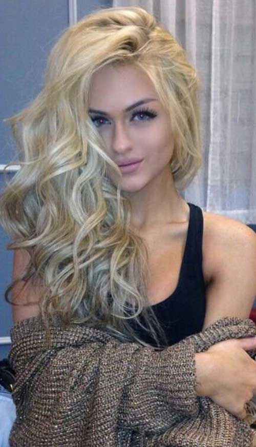 Hairstyles for Long Hair Girls -15