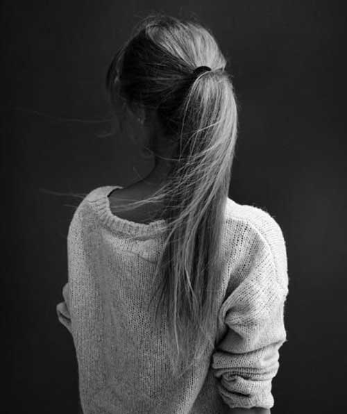 Hairstyles for Long Hair Girls -7