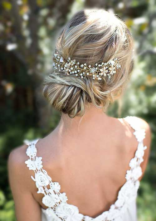 Bridal Updos for Long Hair-9