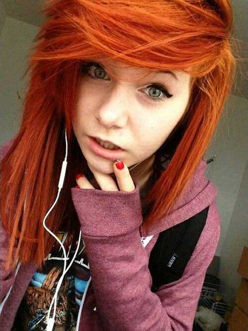 Hairstyles for Long Hair Girls -9