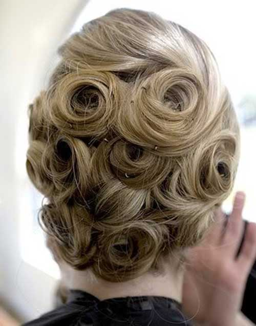 Bridal Hairstyle Updo