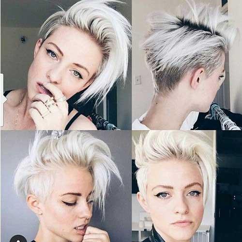 Blonde Haircuts