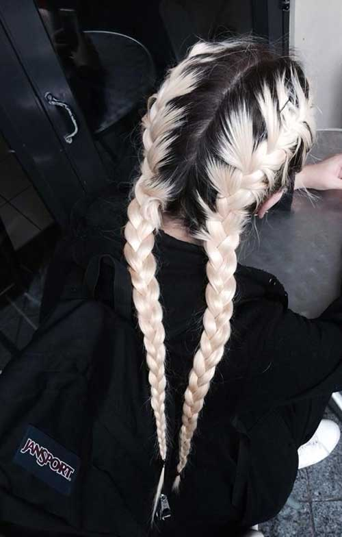 Latest Braids Styles