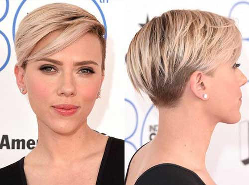 Latest Celebrity Haircuts