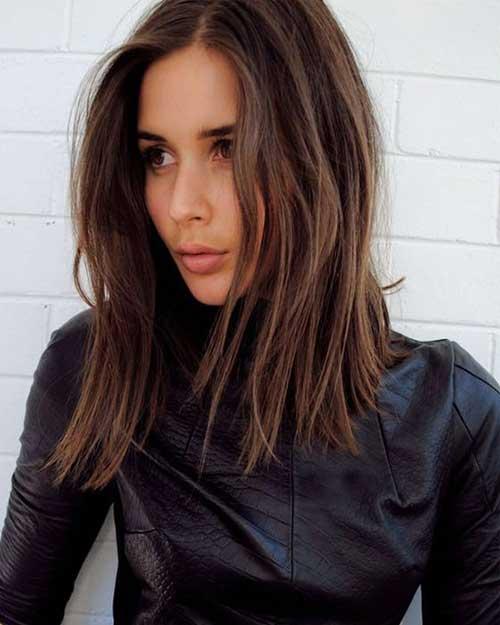 Trendy Mid Length Hair Cuts | Hairstyles & Haircuts 2016 - 2017
