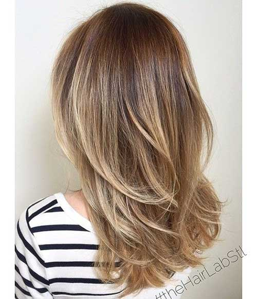 Trendy Mid Length Hair Cuts Hairstyles Amp Haircuts 2016