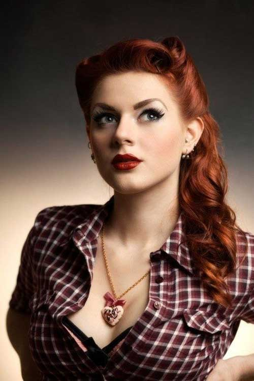 Rockabilly Style Hair For Ladies Hairstyles Amp Haircuts