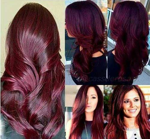 10 Hair Color Ideas For 2016: Hairstyles & Haircuts 2016 - 2017