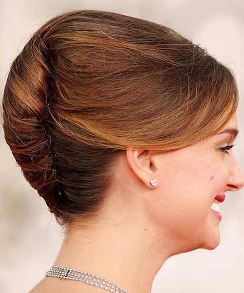 French Hair Bun-11