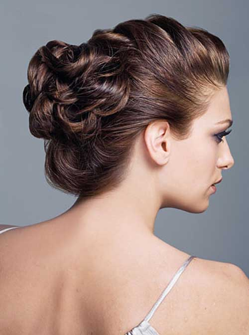 Hairstyle for Night Party-11