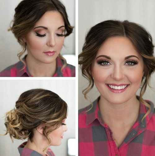 Long Hairstyles for Round Face-12