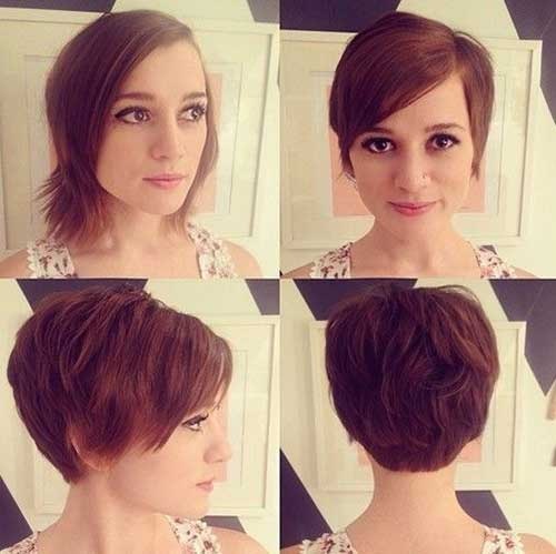 Pretty and Popular Long Pixie Hairstyles | Hairstyles