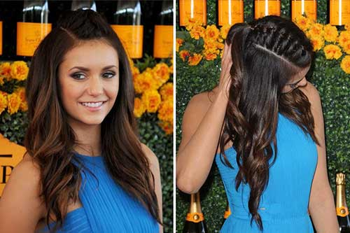 Hairstyle for Night Party-6