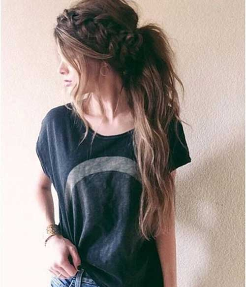 Easy Long Hair Styles-7