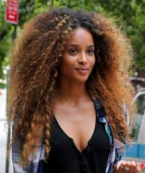 Black Woman Hair Styles