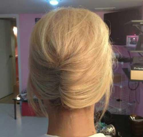 French Bun Hair