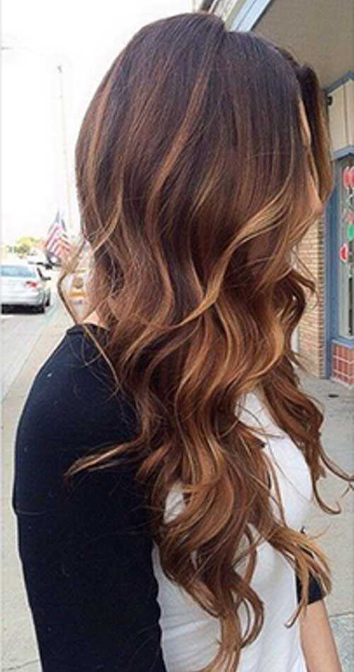 Styles for Wavy Hair-8