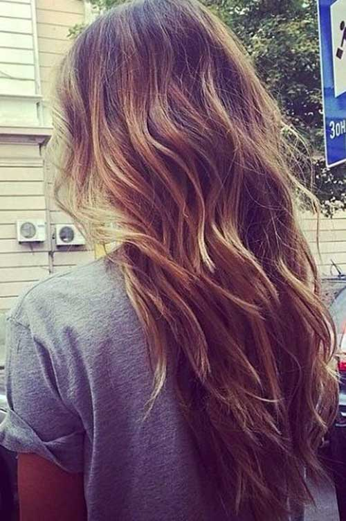 Hairstyle Wavy