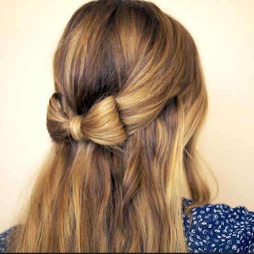 Cute Hairstyles For Prom really pretty prom hairstyles google search Cute Ribbon Down Hairstyle For Prom