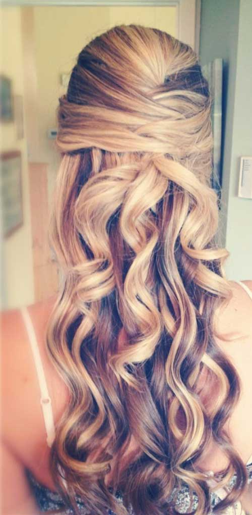 Best Down Hairstyles for Prom