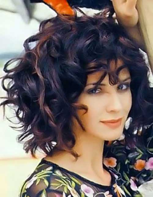 Best Haircuts for Thick Dark Curly Hair