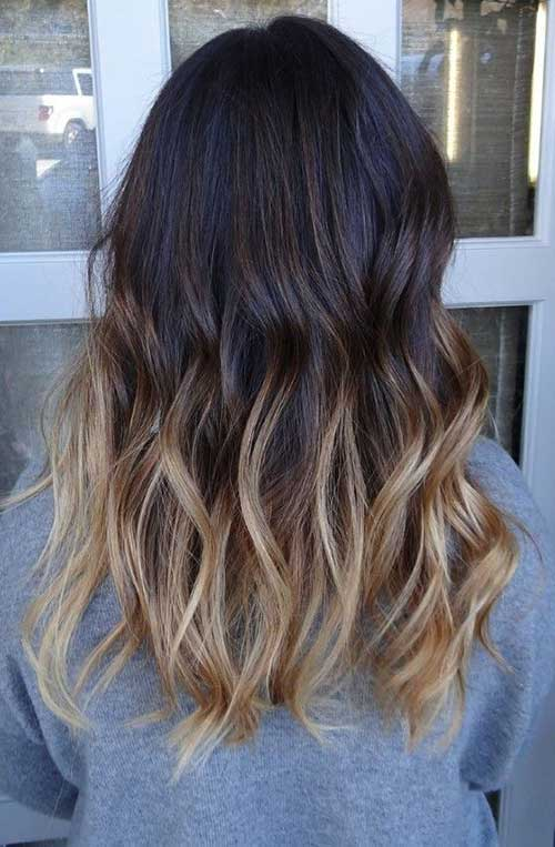 Best Latest Hairstyles for Long Hair 2016