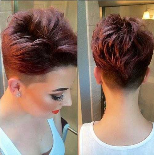 Best Latest Pixie Hairstyles 2016