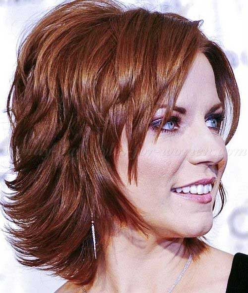 Best Layered Short Hairstyles for Women