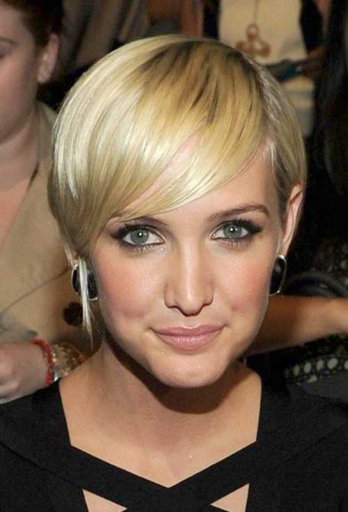 Best Pixie Haircut for Women with Oval Face