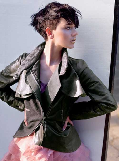 Best Pixie Haircuts for Thick Hair 2015