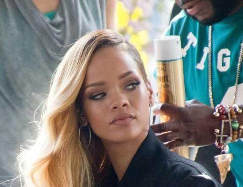 Best Rihanna with Long Hair