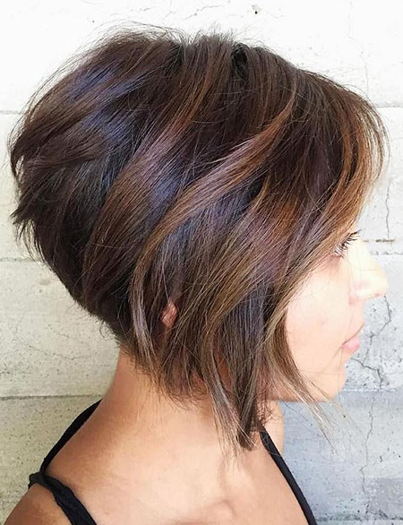 Easy Short Hairstyles - 13