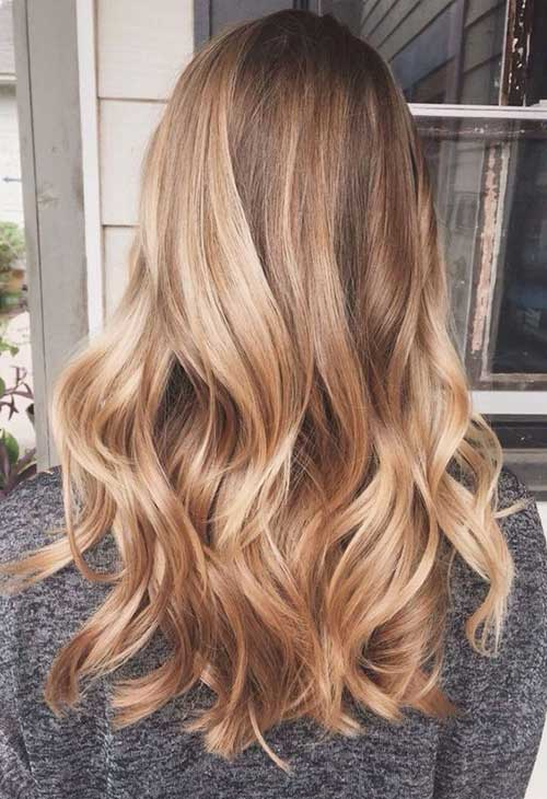 Hair Colors for Long Hairstyles-17