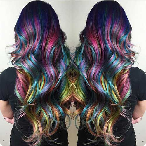 Hair Colors for Long Hairstyles-18