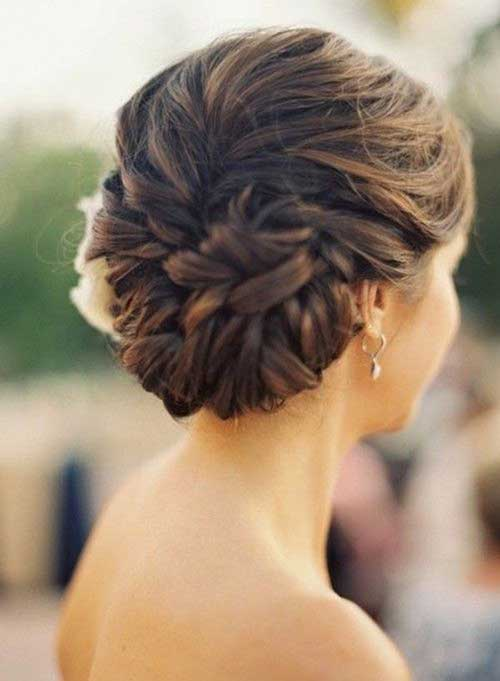 2015 Wedding Updo