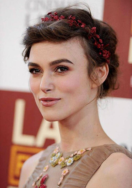 Easy Short Hairstyles - 21