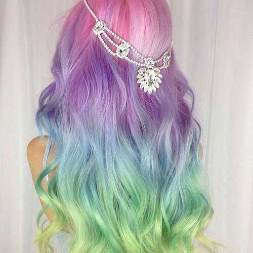 Hair Colors for Long Hairstyles-6