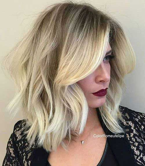 Hairstyles with Wavy Hair-6