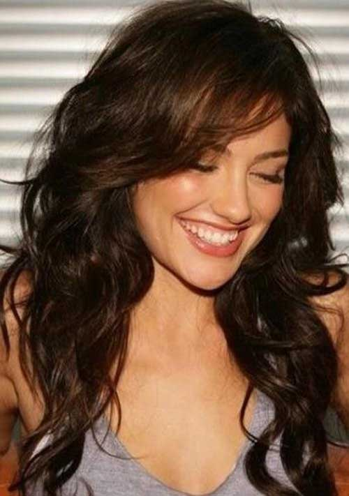 Hairstyles with Wavy Hair-7