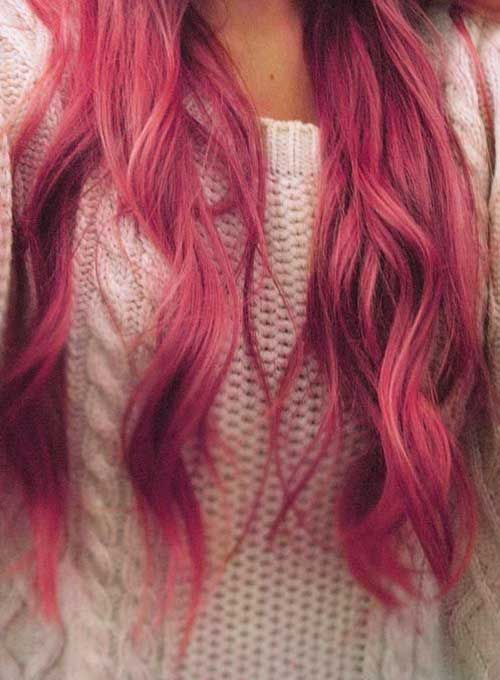 Hair Colors for Long Hairstyles-9