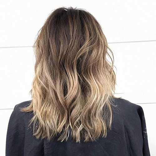 Hairstyles with Wavy Hair-9