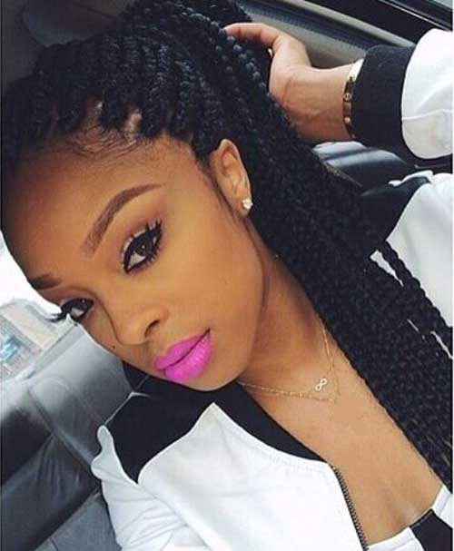 Best African Hair Braiding Twist Styles 2015