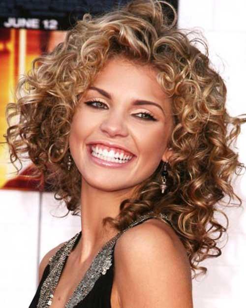 Annalynne Mccord Curly Thick Hair