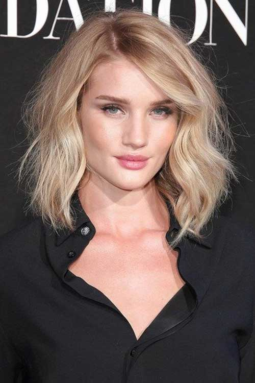 Best Short Celebrity Hairstyles 2015