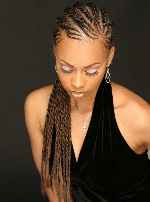 25 Hairstyles For African Women Hairstyles Amp Haircuts