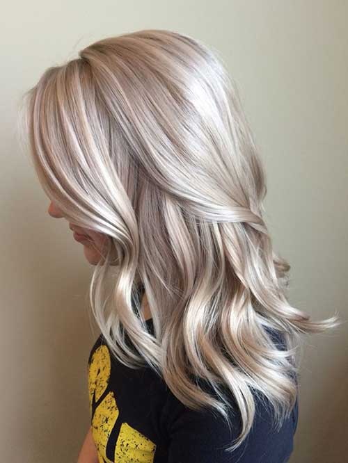 Best Blonde Hair Colors 2015