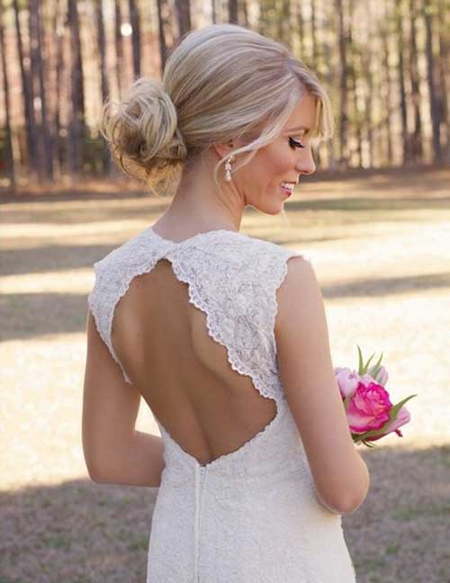 Blonde Updo Hairstyles 2016