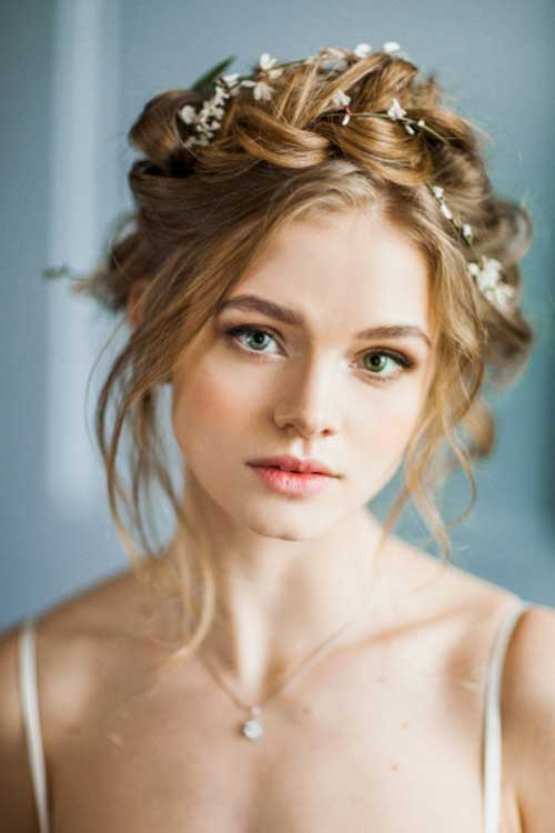Boho Bridal Hairstyles 2016